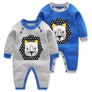 Other - BNWT toddler rompers long sweaters